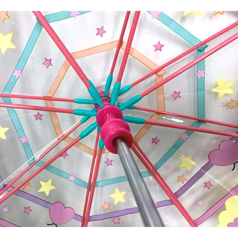 Hoffmann Børneparaply Minnie Mouse Pink 2