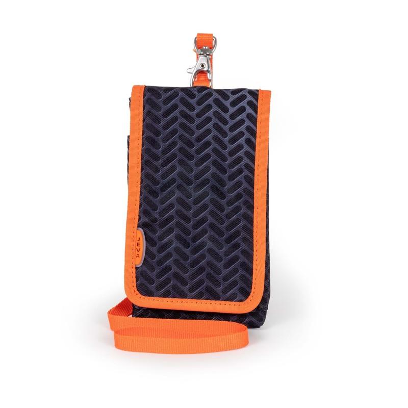 JEVA Mobilpung Monster Wheels Grå/orange 1