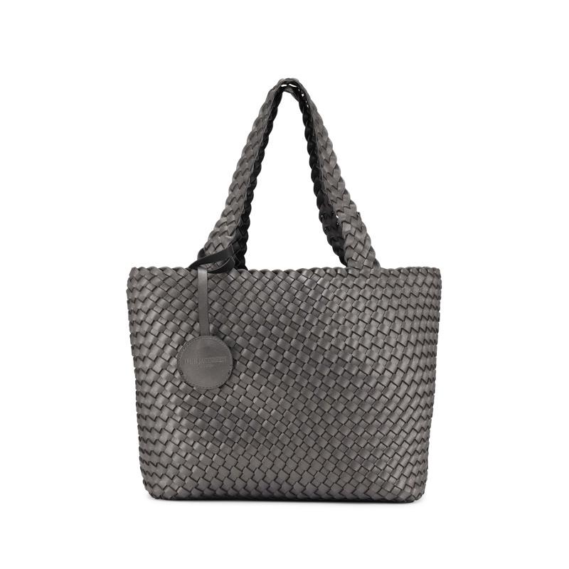 Ilse Jacobsen Shopper Sort/sølv 1