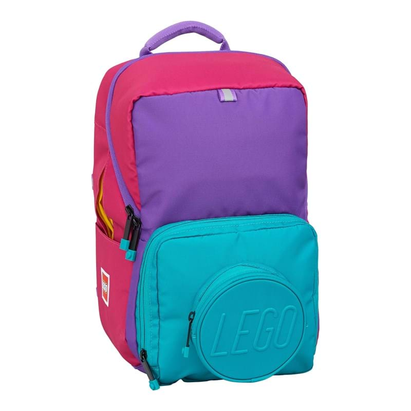LEGO Skoletaske Madsen Pink/Purple Lilla/pink 1
