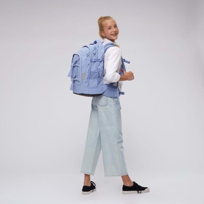 Satch Skoletaske Pack No Rules Editi Lilla 9