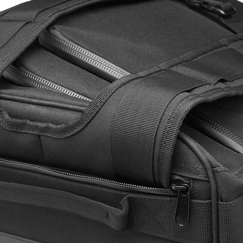 North Sea Bags Sportstaske med indbygget rygs Sort 4