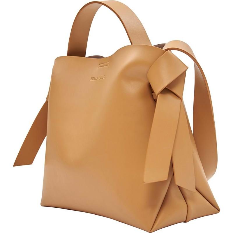 Bella Ballou Shopper Bow Camel 2