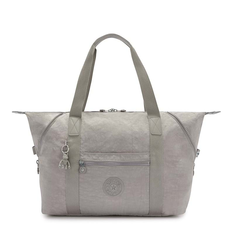 Kipling Shopper Totebag Art M Grå 1