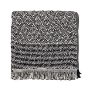 Bloomingville Håndklæde Sort