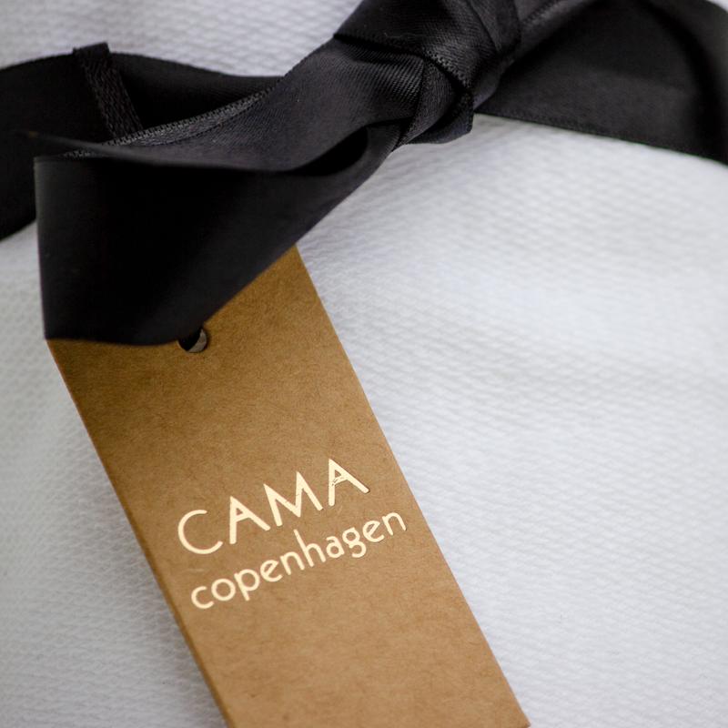 CAMA Copenhagen Lagen til pusletaske Hvid 2