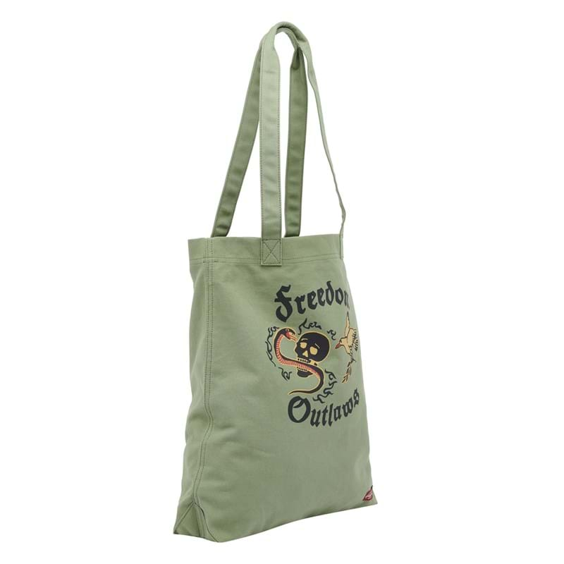 Superdry Totebag Canvas Graphic Grøn 2