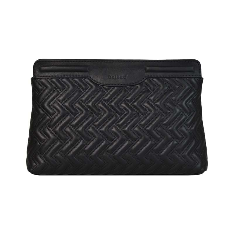 Belsac Clutch Freya  Sort 1