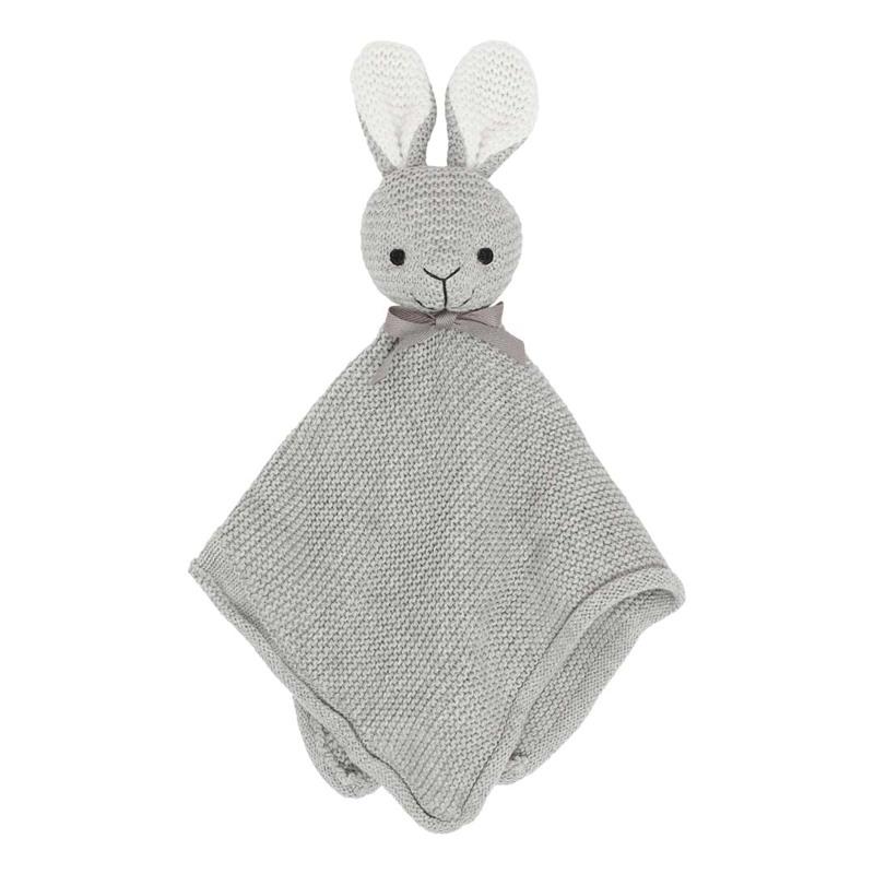 Vanilla Copenhagen Nusseklud Little Bunny Lysegrå 1