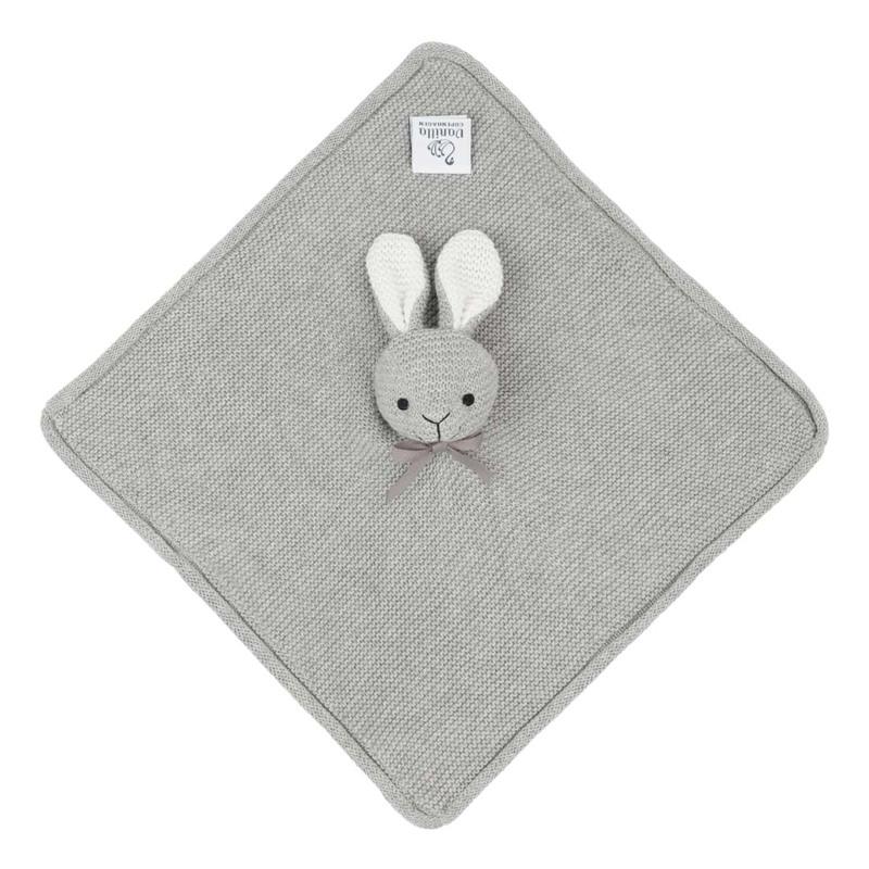 Vanilla Copenhagen Nusseklud Little Bunny Lysegrå 2