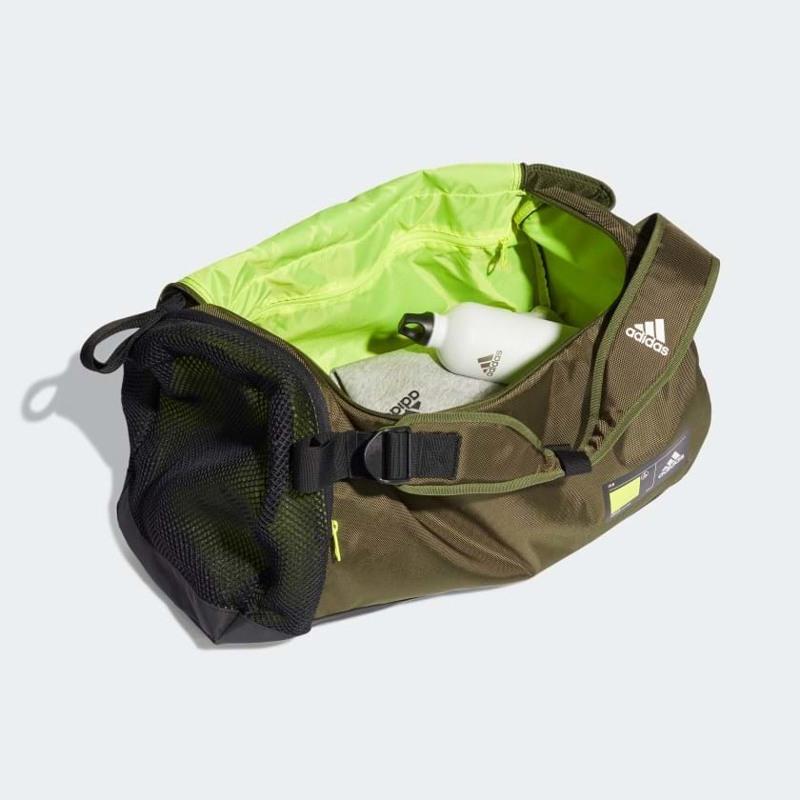 Adidas Originals Duffel Bag M Oliven Grøn 4
