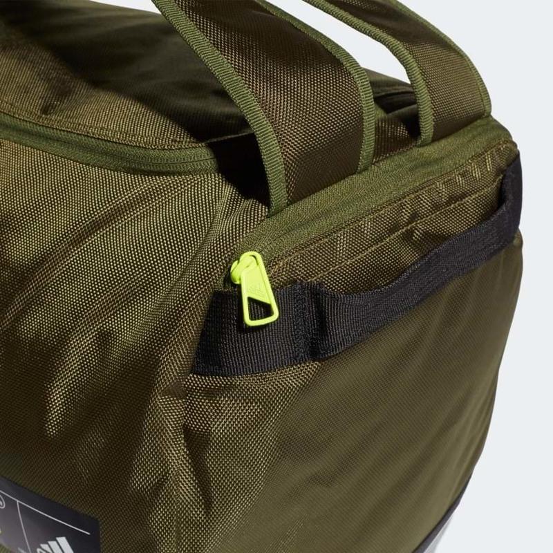 Adidas Originals Duffel Bag M Oliven Grøn 6