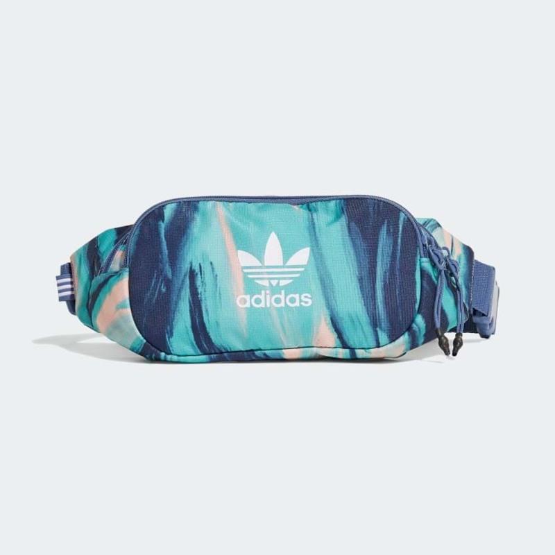 Adidas Originals Bæltetaske Pink mønstret 1