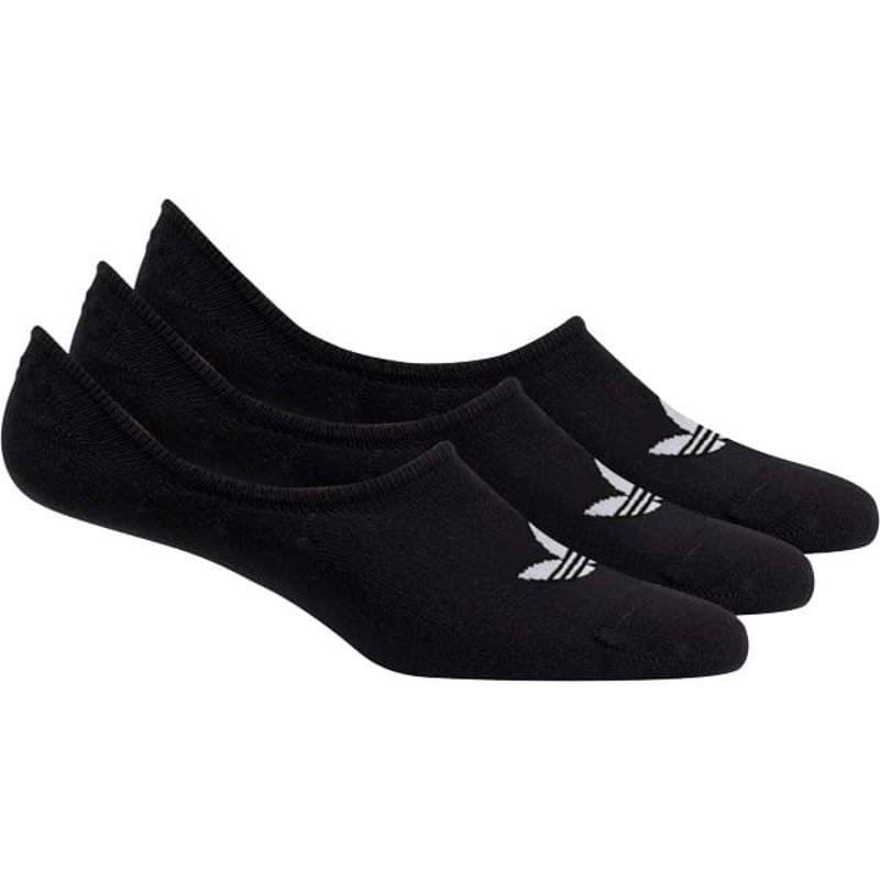 Adidas Originals Strømper Low Cut 3-pak 39-42 Sort 1