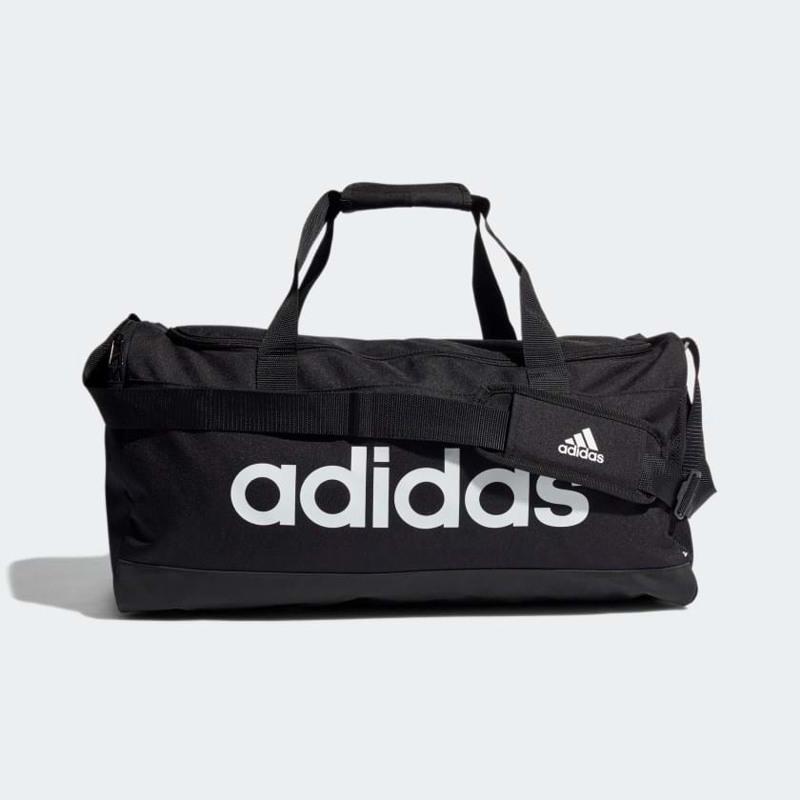 Adidas Originals Duffel Bag Logo M Sort 1