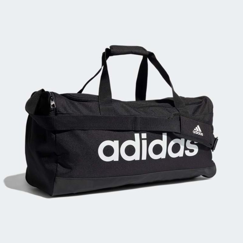 Adidas Originals Duffel Bag Logo M Sort 3