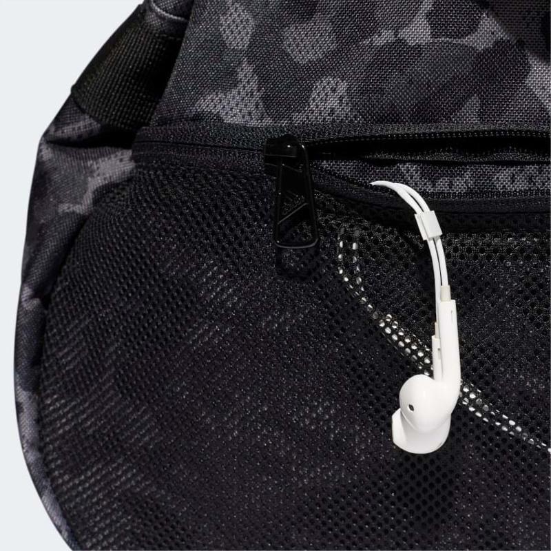 Adidas Originals Duffel Bag 4 Athlts M Grå struktur 5