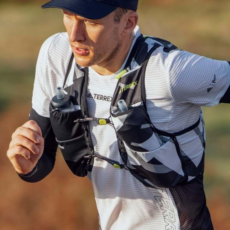 Adidas Originals Løberygsæk Terrex Trail M Sort 3