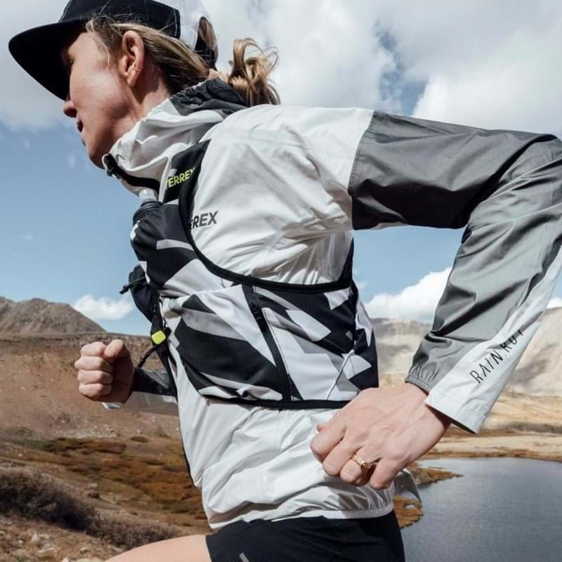 Adidas Originals Løberygsæk Terrex Trail M Sort 4