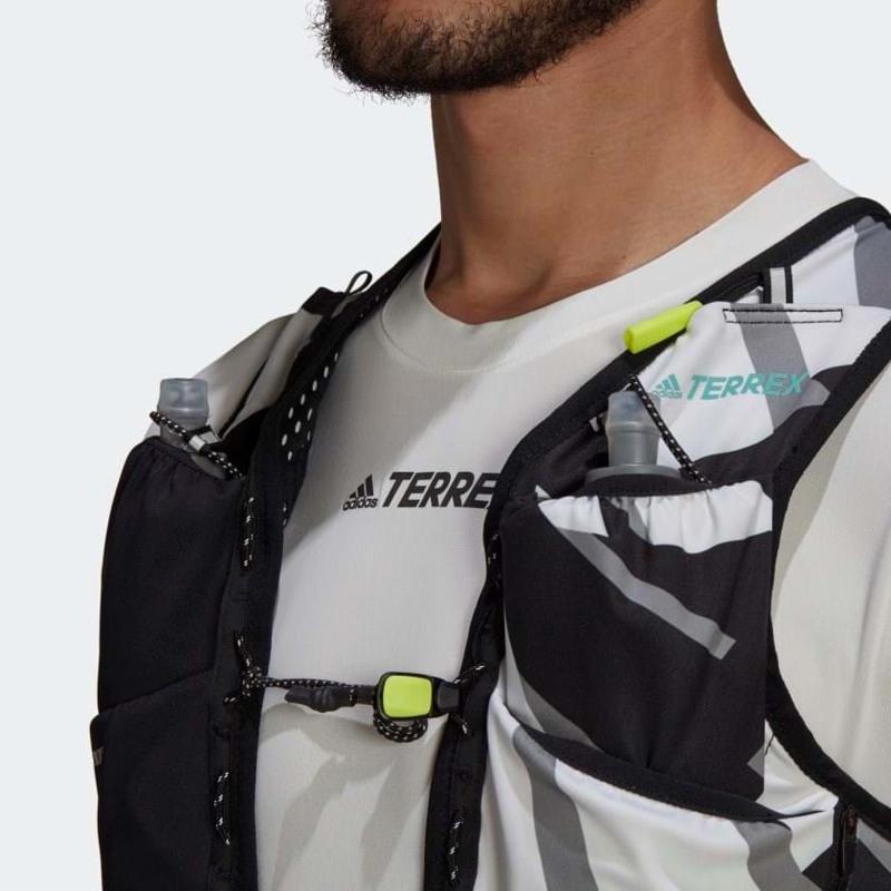 Adidas Originals Løberygsæk Terrex Trail L Sort 2