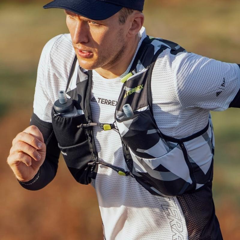 Adidas Originals Løberygsæk Terrex Trail L Sort 3