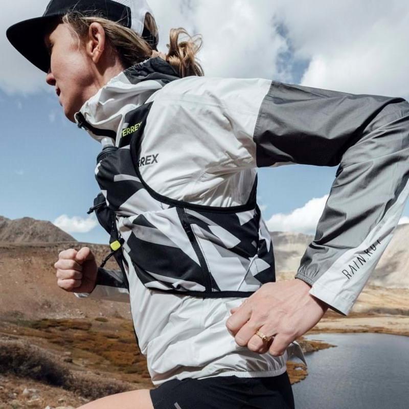 Adidas Originals Løberygsæk Terrex Trail L Sort 4