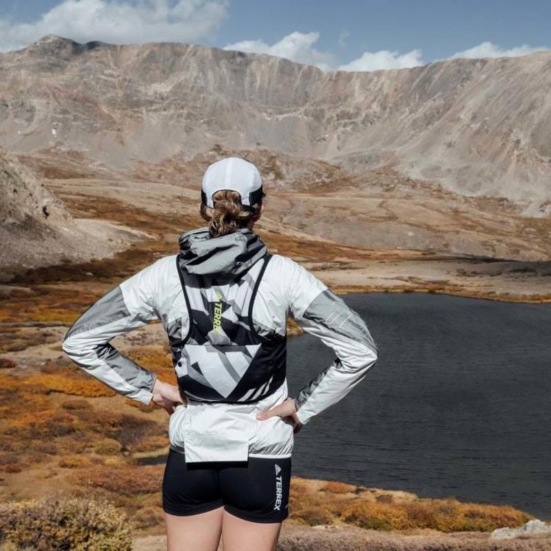 Adidas Originals Løberygsæk Terrex Trail L Sort 5