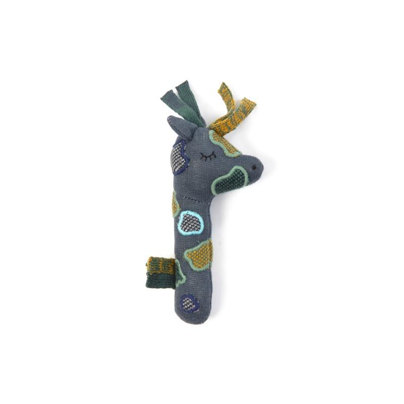 Smallstuff Rangle Giraffe Grå 1