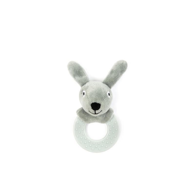 Smallstuff Rangle Rabbit Grå 1