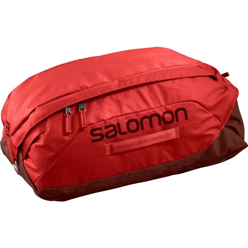 Salomon Duffelbag Outlife Duffel 25 Rød/rød 1