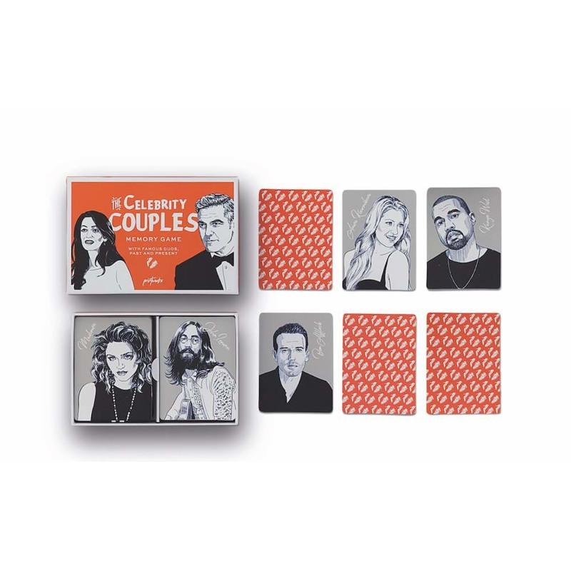Printworks Vendespil Celebrity  Orange 1