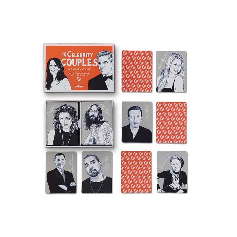 Printworks Vendespil Celebrity  Orange 2