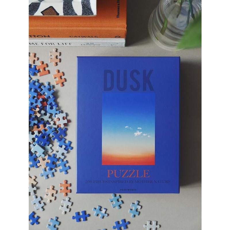 Printworks Puslespil Dusk Blå 3