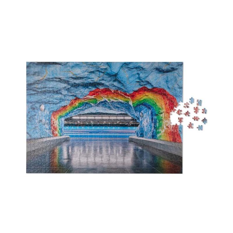 Printworks Puslespil Rainbow Multi 2
