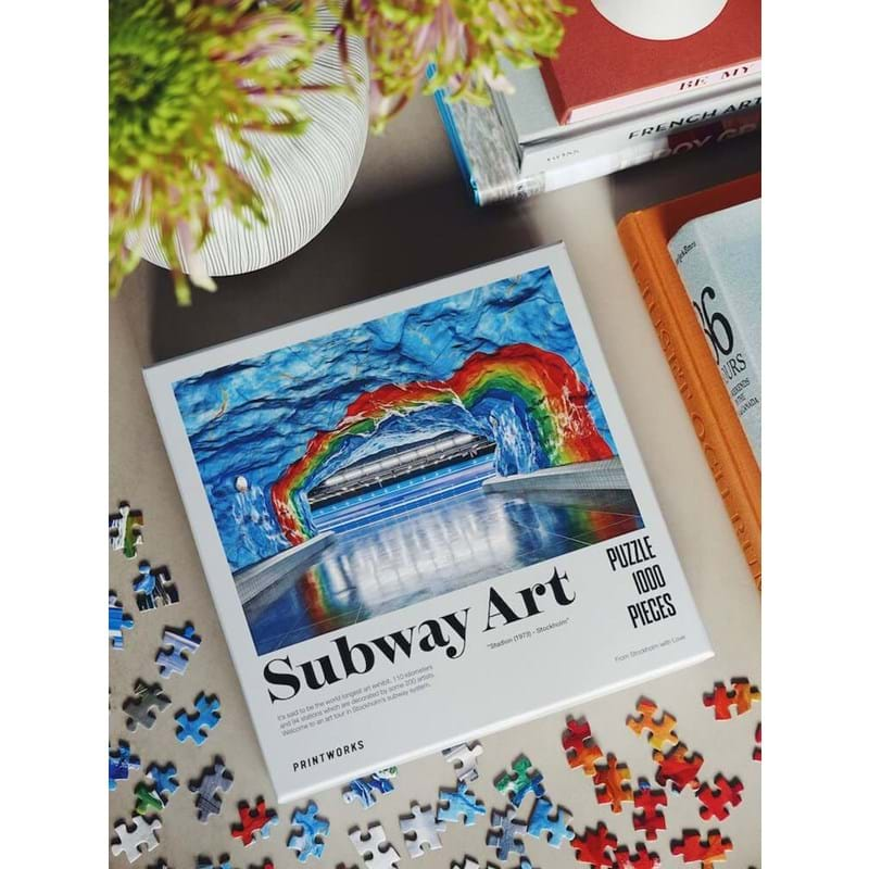 Printworks Puslespil Rainbow Multi 3