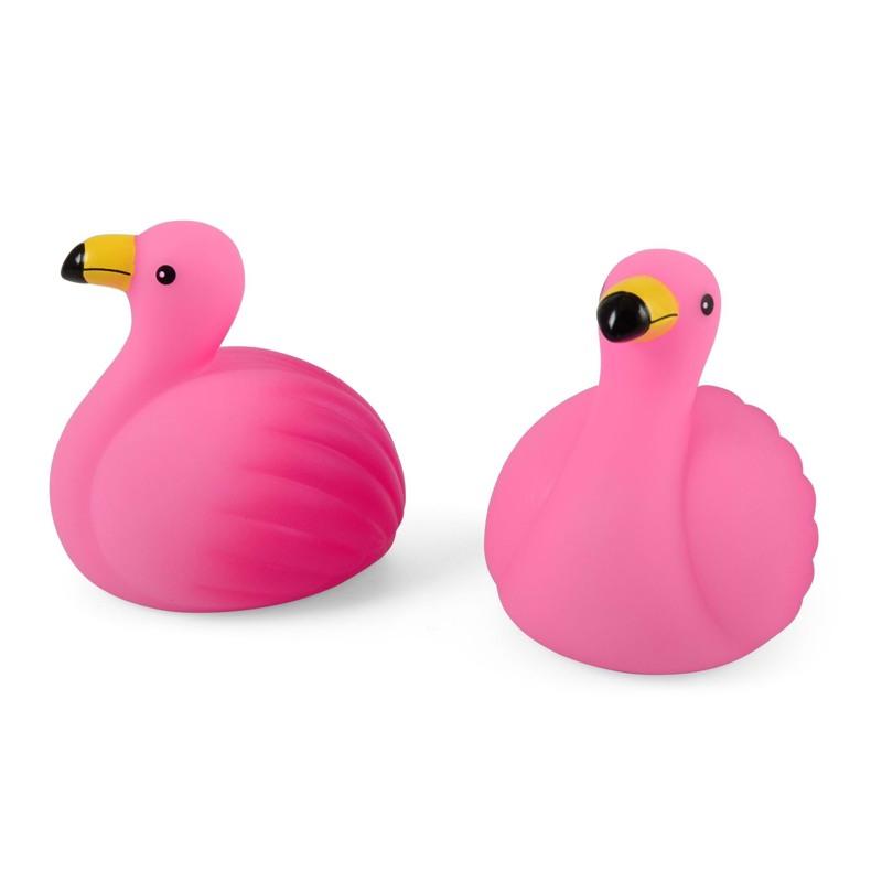 Magni Bade-flamingo m. lys Pink 1