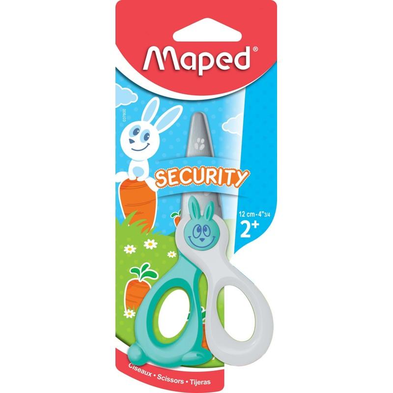 Magni Sikkerhedssaks til børn Mint/hvid 1