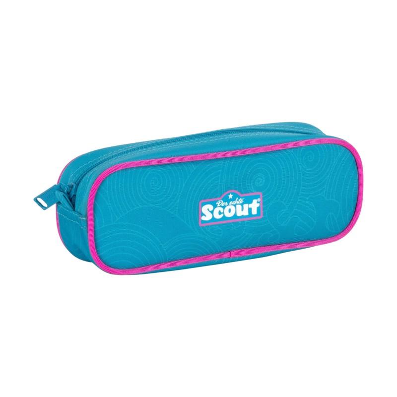 Scout Skoletaskesæt Sunny II Delfin Blå 8
