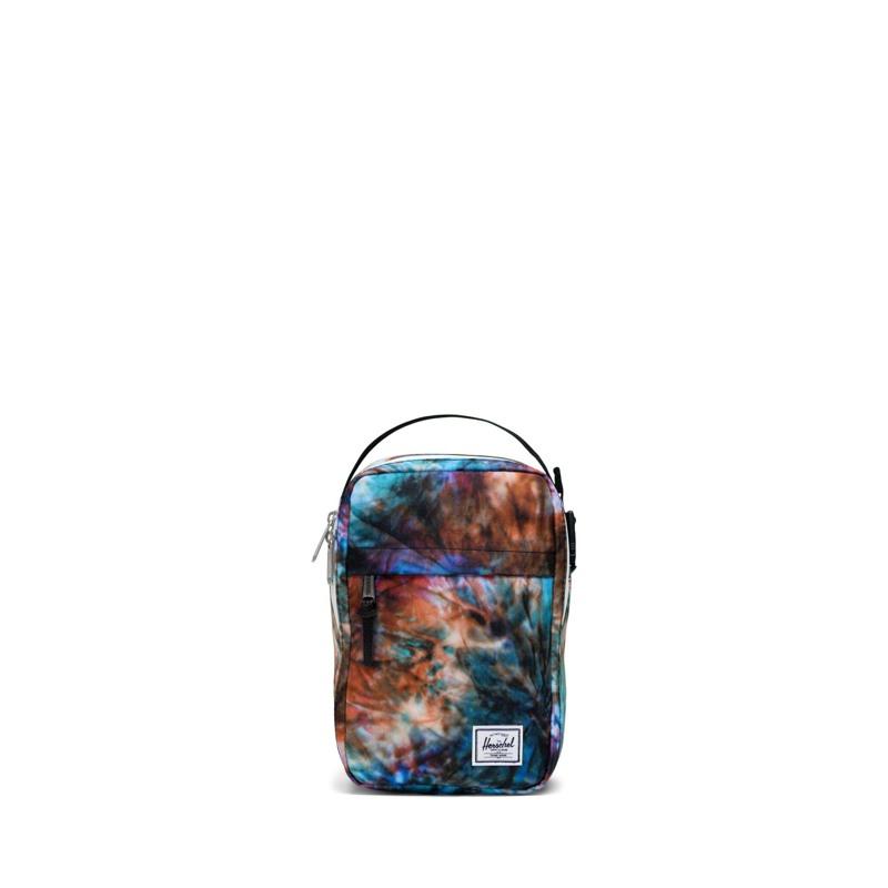 Herschel Toilettaske Chapter Tie Dye pastel 1