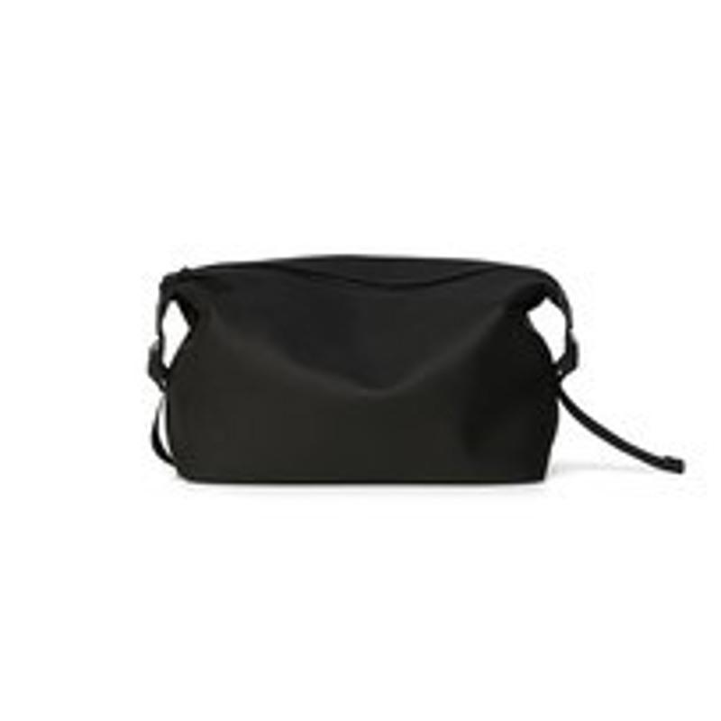 Rains Toilettaske Weekend Wash Bag Sort/Sort 1