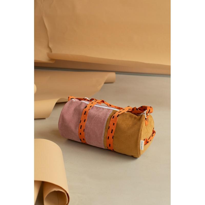 Sticky Lemon Duffel Bag Sprinkles Gammel Rosa 3