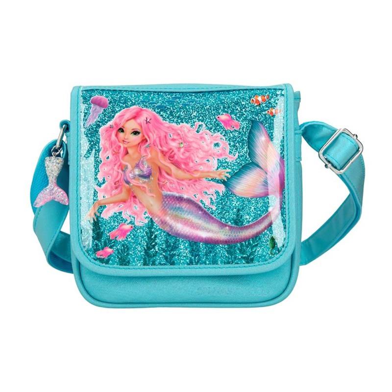TOPModel Skuldertaske Fantasy Mermaid Turkis 1