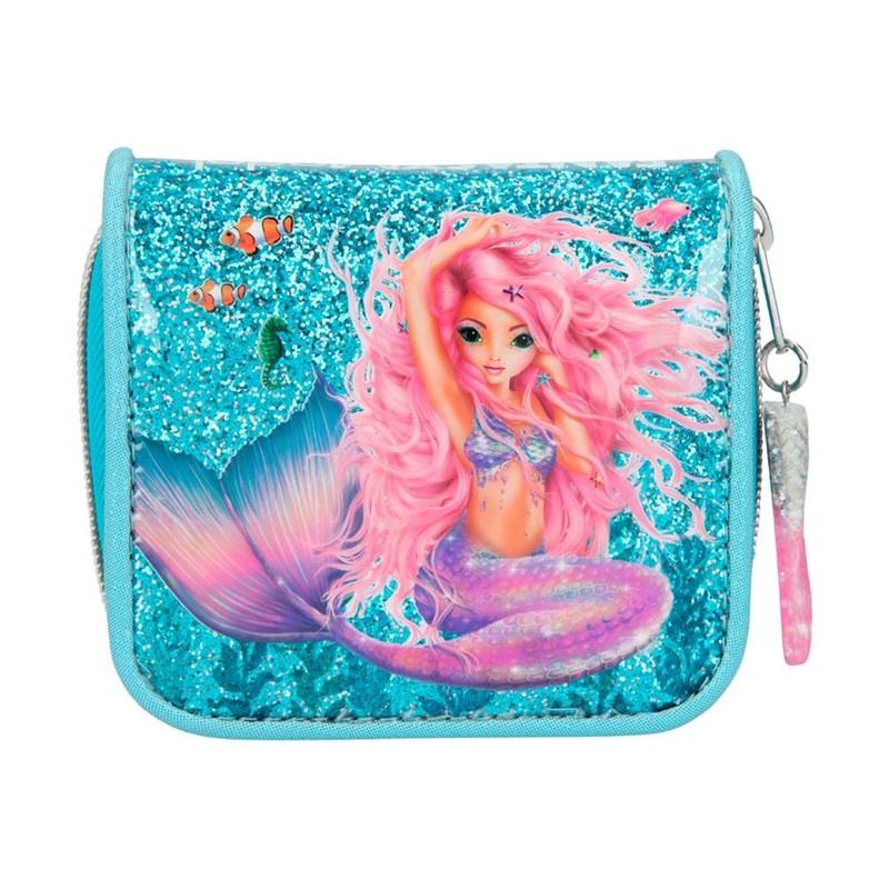 TOPModel Pung Fantasy Mermaid Lyseblå 1