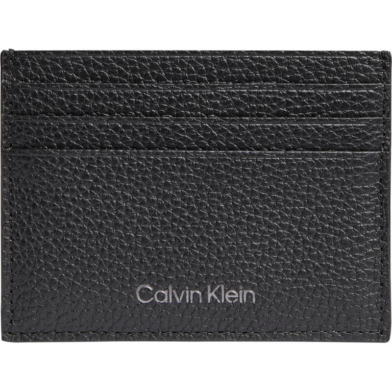 Calvin Klein Kortholder Sort 1
