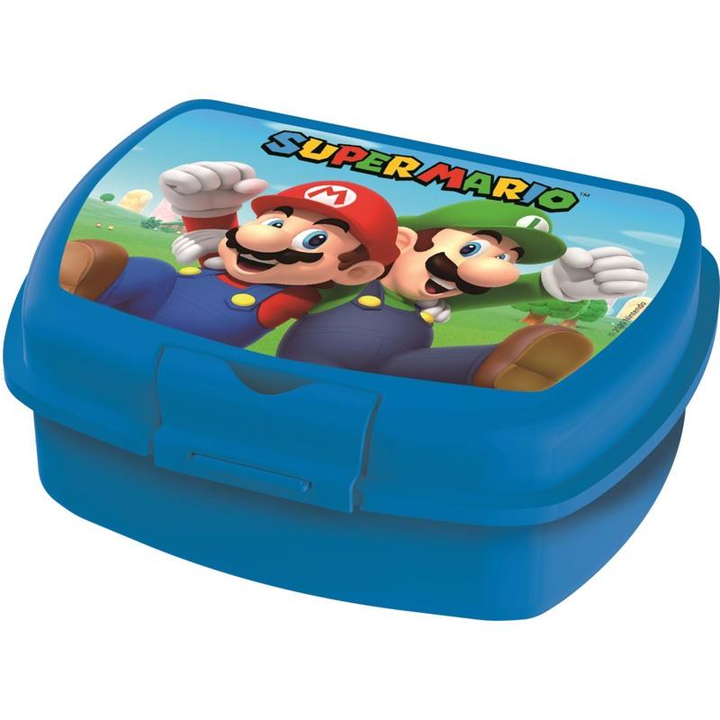 Super Mario Madkasse Super Mario Blå 1